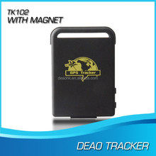 TK102 vehicle/person tracking system with web-based platform :www.gps110.org