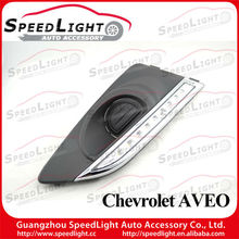 Hot Selling Hight Power LED Daytime Running Light For Chevrolet Aveo 2012