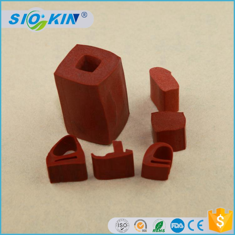 Customize top quality rubber edging for sheet metal