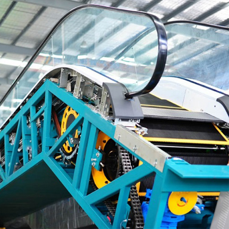Hot Sale & High Quality convenient repair and maintenance vvvf shopping mall commercial escalator