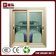 ENDEAR-SD535 2016 new aluminium windows bifold window grills design pictures