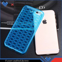 Soft tpu sublimation clear case for iphone 5c wholesale