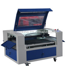 QX-6090 wool/ felt/ cloth/ textile/ fabric laser cutting machine