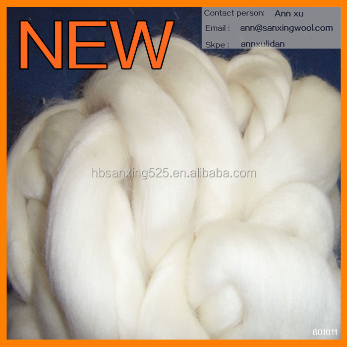 2016HOT!!!Chinese Wool roving Tops looking for agent,wool roving ,wholesale wool roving