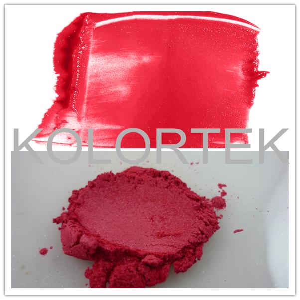 Professional lip safe mica, bulk pigment powder, raw material of lipstick