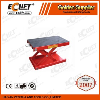 High quality Motorcycle Lift Jack&motorcycle lift table&motorcycle scissor lift(ZML0100)