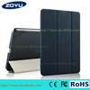 Ultra Flip Stand Three -Fold Smart Cover For ipad air 2 Leather Case