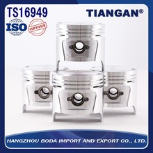 Guaranteed quality proper price engine parts for 4g18 piston