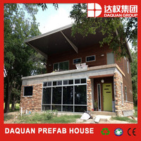2015 DAQUAN WUHAN fast build container house in Ghana