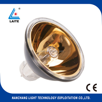 15V 150W GZ6.35 halogen dichroic with gold reflector for spectrum therapeutic device