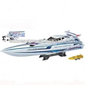 88cm 390 type 4.5m/s Fast Speed RC Boat Toy
