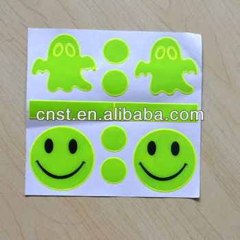 kids reflective stickers