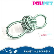 Various models factory directly type cotton rope pet toy for dog
