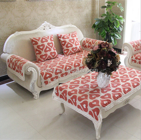 cheap fashionable jacquard chenille fabric for sofa set
