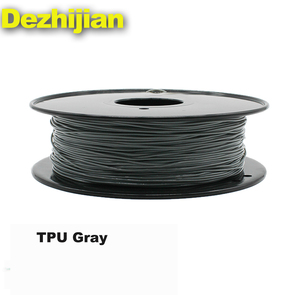 Flexible TPU TPE 3D Printer 3mm 1.75mm filament