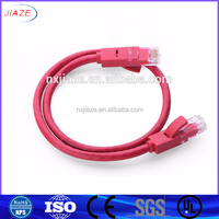 lan cable cat 6 /red lan cable / connect router and PC or note books router and PC cable