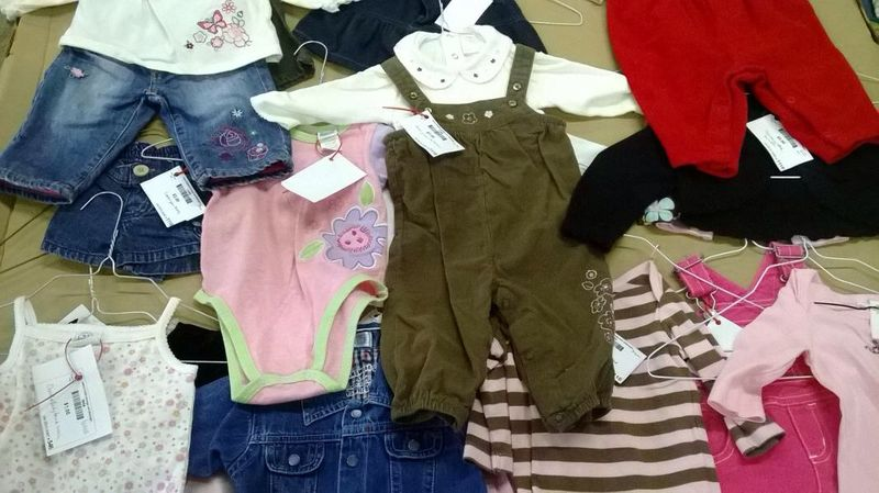 Used Baby Clothing (wholesale)