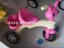 2016 new design baby tricycles children plastic tricycle