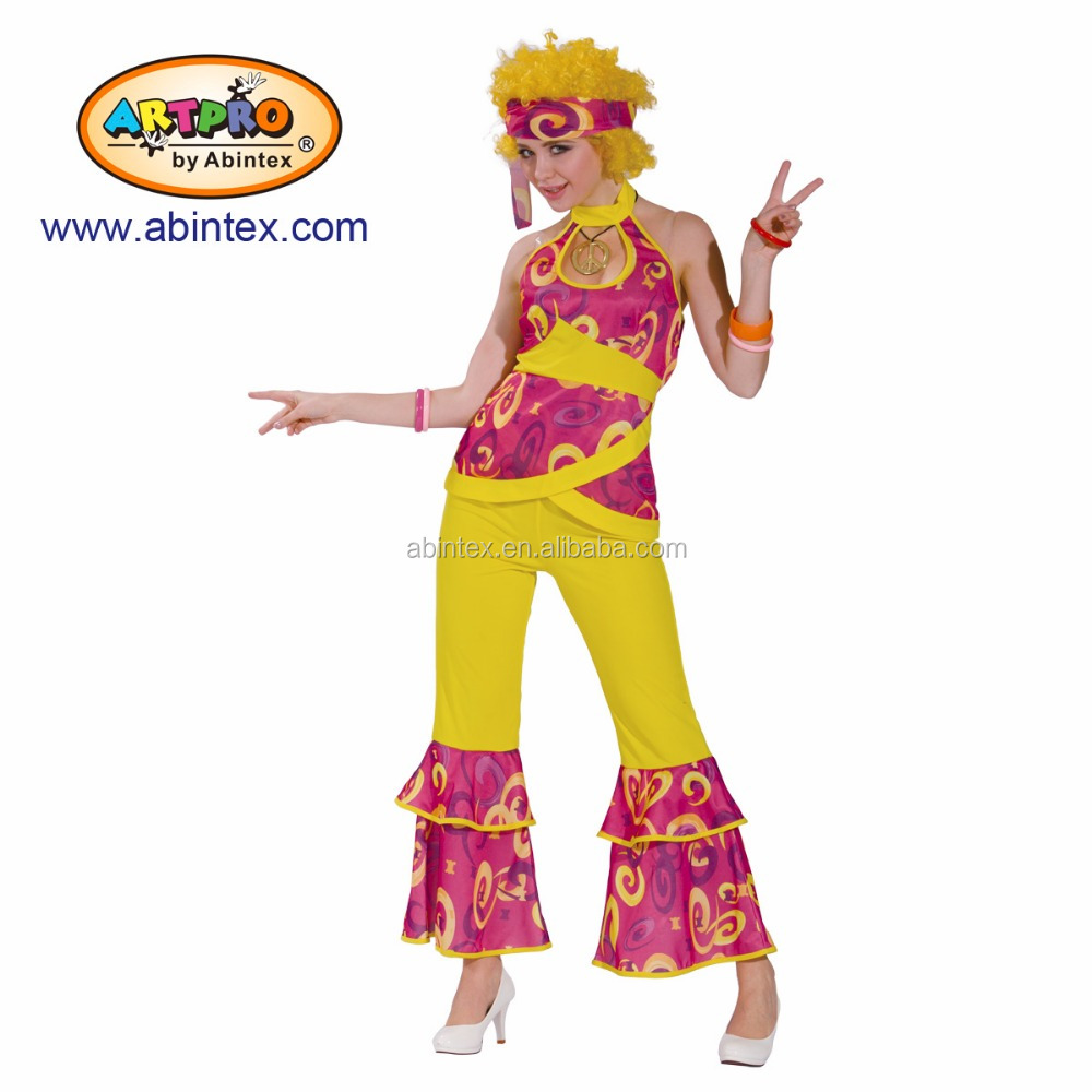 Hippie lady costume (14-118) adult costume