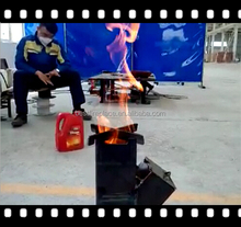 Portable rocket stove price china pellet stove factory directly multi fuel stove