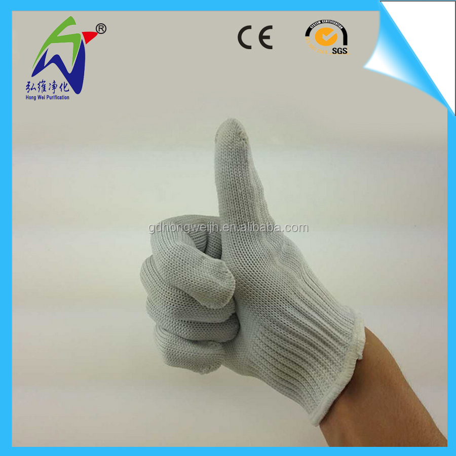 Construction use level 5 anti-cutting working gloves
