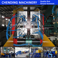 Hdpe bottles and toys Extrusion Blow Moulding Machine price