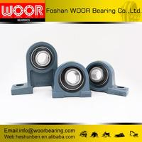 China supplier types bearing flange pillow block