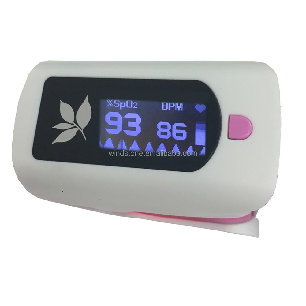 HOME USE LCD DISPLAY Fingertip Pulse Oximeter;OXI-1518L