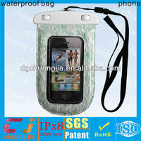 Outdoor sports fashional waterproof bag for Motorola mobile phone