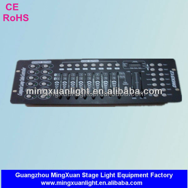 Stage lights equipment DMX 192 LED controller console wireless dmx controller
