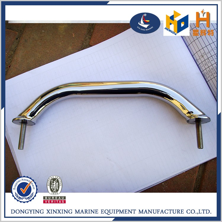Stainless steel door pull handle bathroom handle for shower