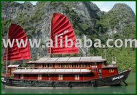Hanoi - Halong Bay 2 days 1 night Junk cruise