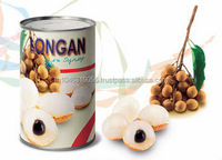 THAI LONGAN CANNED in SYRUP