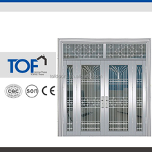 New beautiful stainless steel gate design for apartment main door