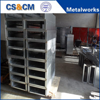 OEM or ODM High Precision Sheet Metal Box /Enclosure /Cabinet Fabrication