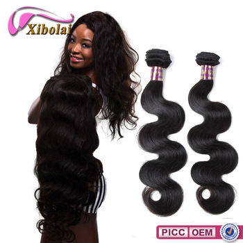 XBL hair weave wholesale body wave per natural Brazilian hair