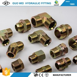 wholesale schedule 40 butt weld pipe fittings; ductile iron potable fittings; reducing tube adapter with swivel nut l series b