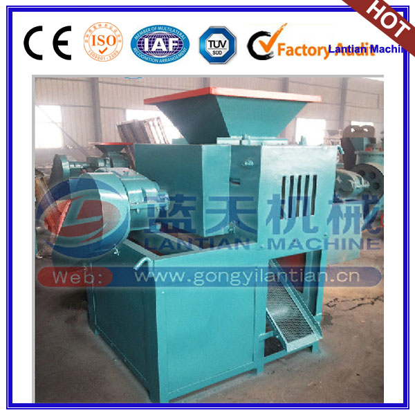 Lantian brand factory direct sell coal dust powder moulding machine,coal dust briquette machine, powder making machine