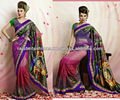 Digital Party Wear Designer Sarees