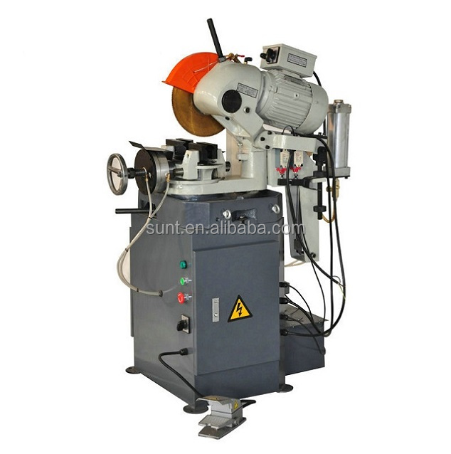 Stainless steel pipe & tube circular saw cutting machine - Dia 60x60mm