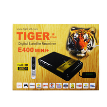 HD Tiger E400 MINI+ Digital Satellite Receiver With One Year L7TV Free + LAN