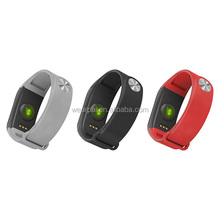 Free sample Pedometer heart rate watch Portable ECG heart rate recorder Smart band with heart rate monitor