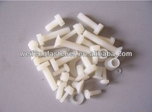 China hex bolt sleeve anchor with plastic ring,nut, washer,fastener,manufacturers&suppiers&exporters