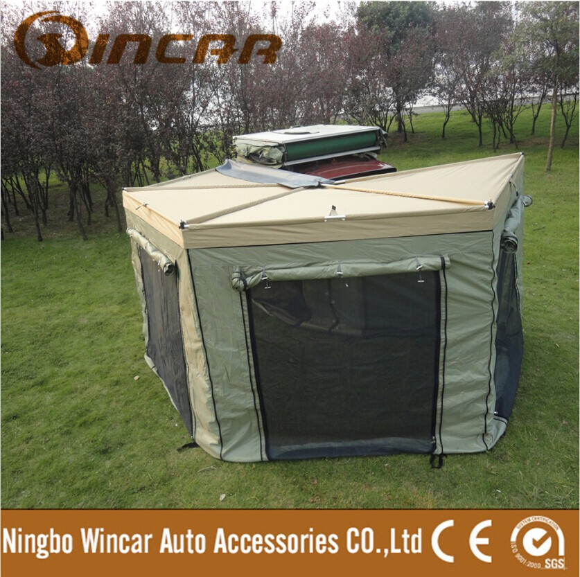 Waterproof Roof top tent made by ripstop 280g Canvas
