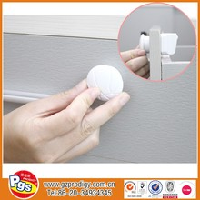hot amazon magnetic baby safety cabinet locks, hidden plastic cabinet latch