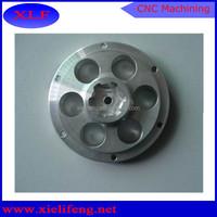 OEM factory precision polishing anodizing cnc machining parts bike spare parts