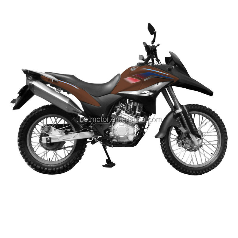 200cc air cooled off road bike motorcycle made in china(ZF250GY-A)