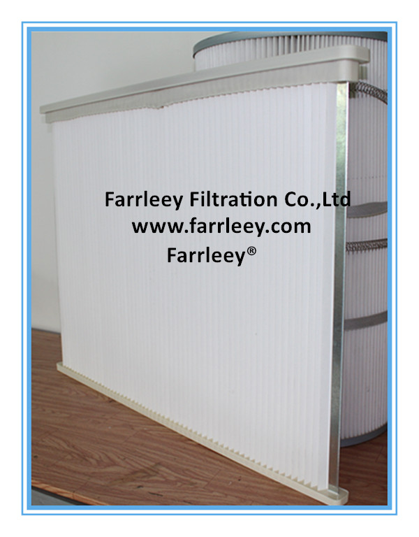 Farrleey Tunnel and Station Cleaning Filter