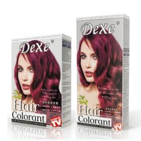 2016 most popular products color hair EXW price Best red hair dye for dark hair