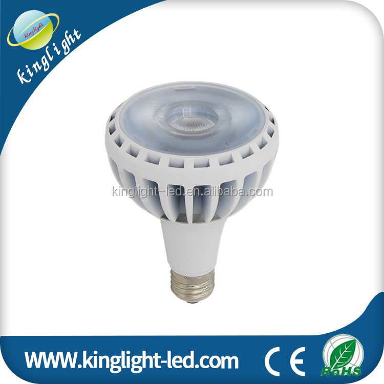 10W LED PAR30 Lamp Light 2700K 30degree E27 Spot Downlight Bulb Replace 100W